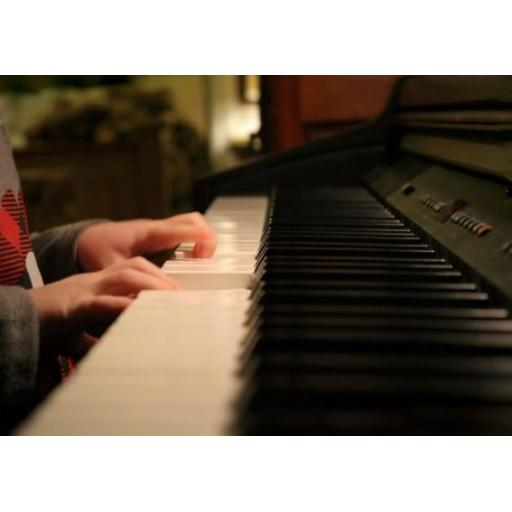 Piano lessons in Fulham & Hammersmith